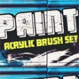 Wet Paint Brushes