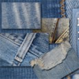 20 Free High Resolution Denim Textures