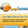 pulpTunes: The Web Server for iTunes