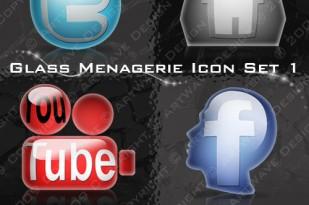 Glass Menagerie Icon Set1